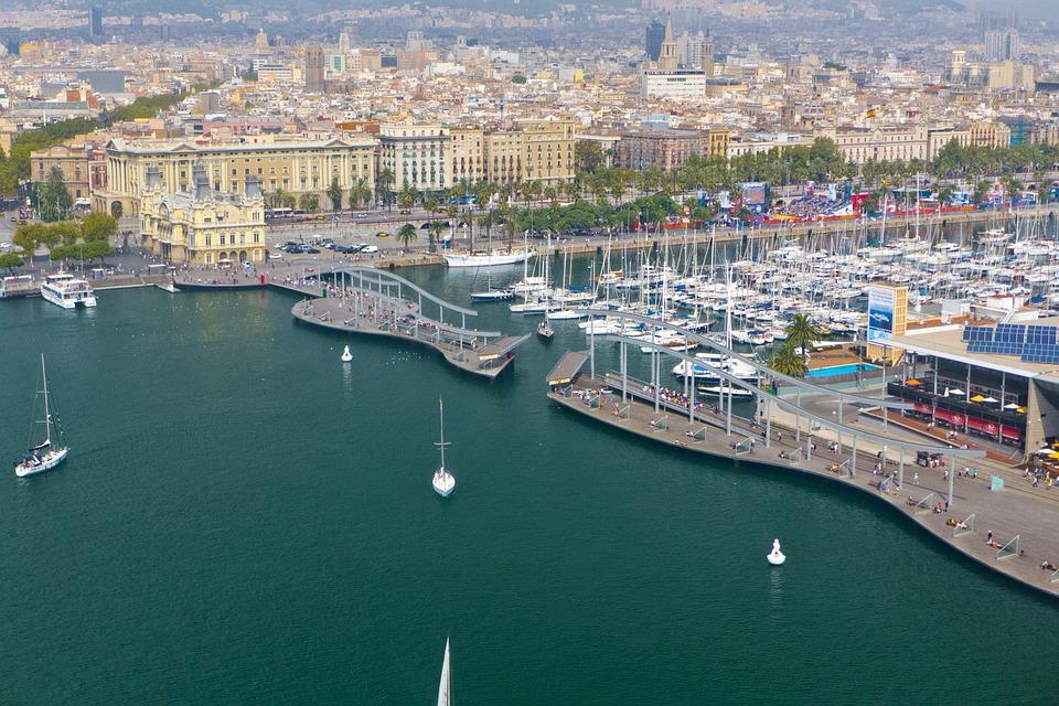 Il mare di Barcellona