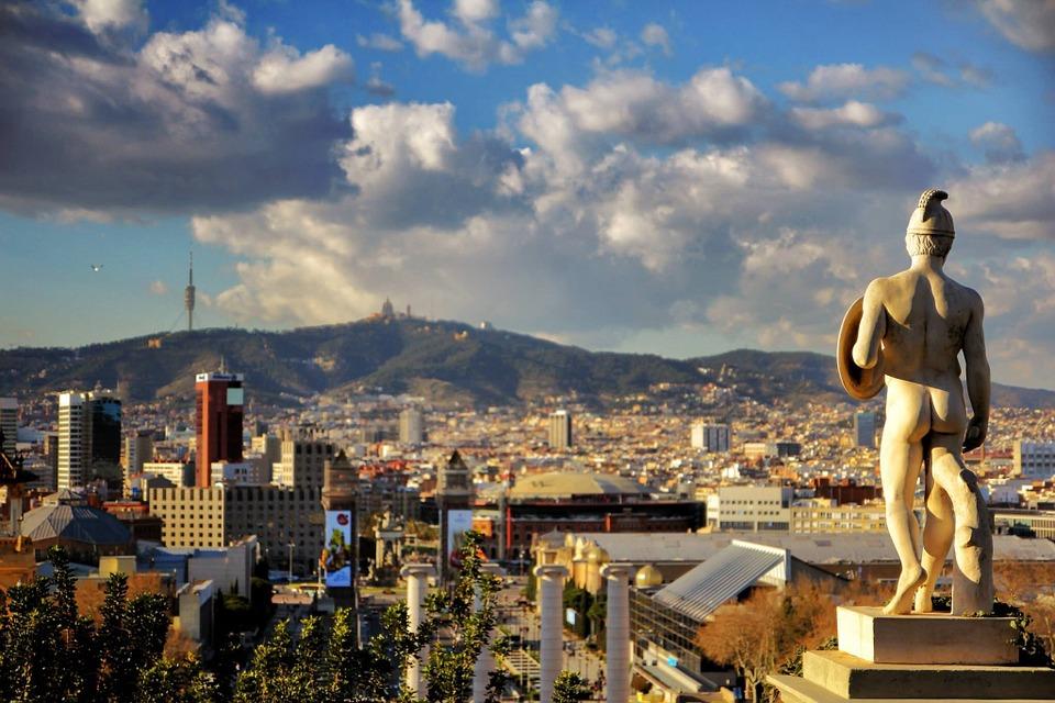 Portale sui voli low cost Barcellona